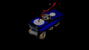 robot awers jednokablowy