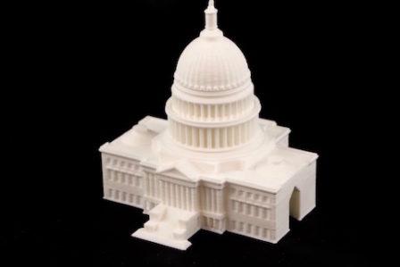 Wydruk 3D - PLA White